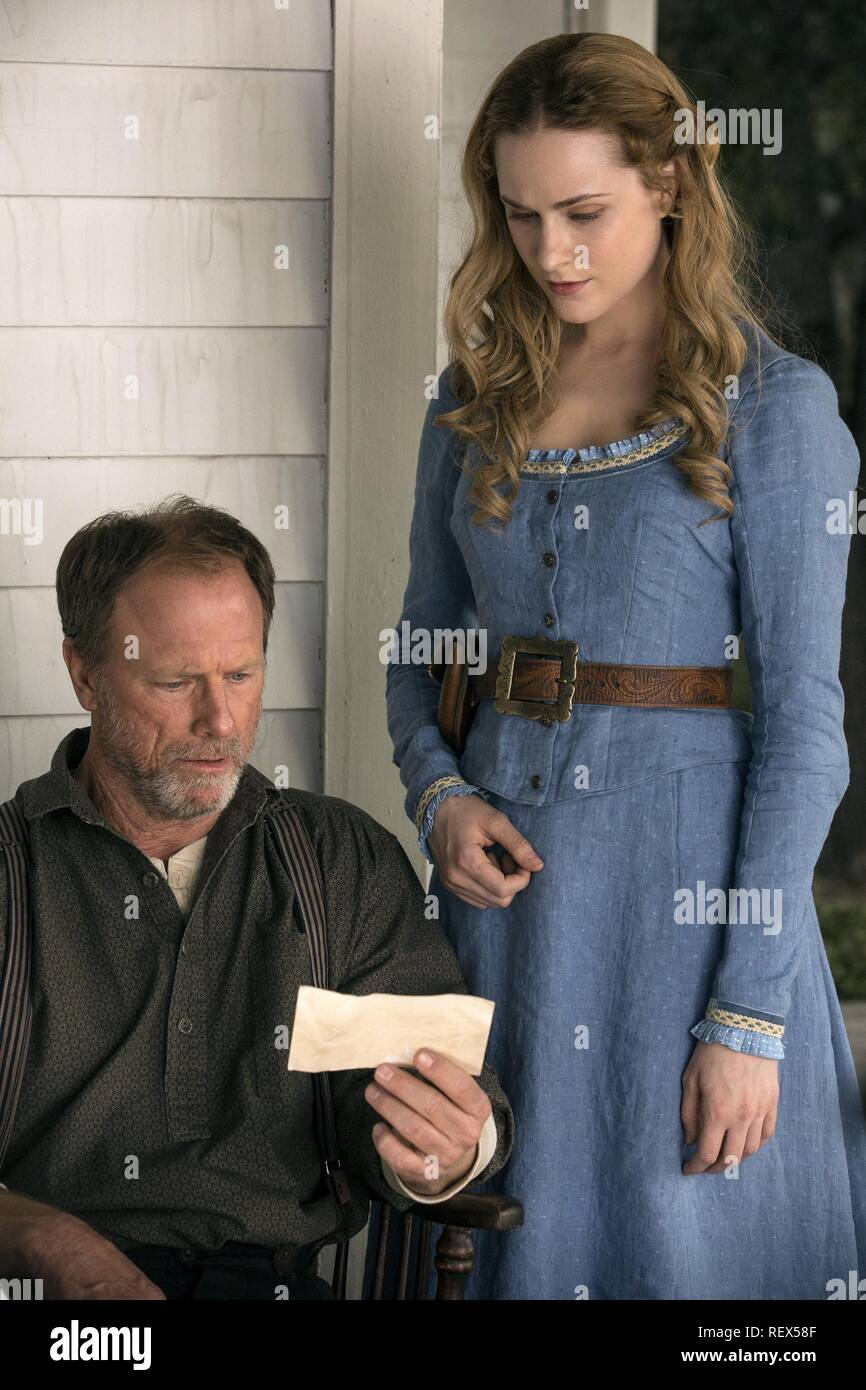 7e9a63fb227 Louis Herthum   Evan Rachel Wood Television  Westworld   Season 1 (TV-Serie