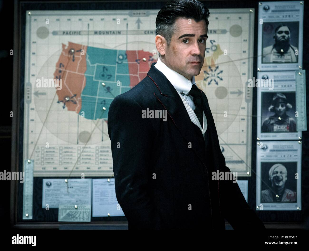6d92e90da685 Colin Farrell Film: Fantastic Beasts And Where To Find Them (UK/USA 2016