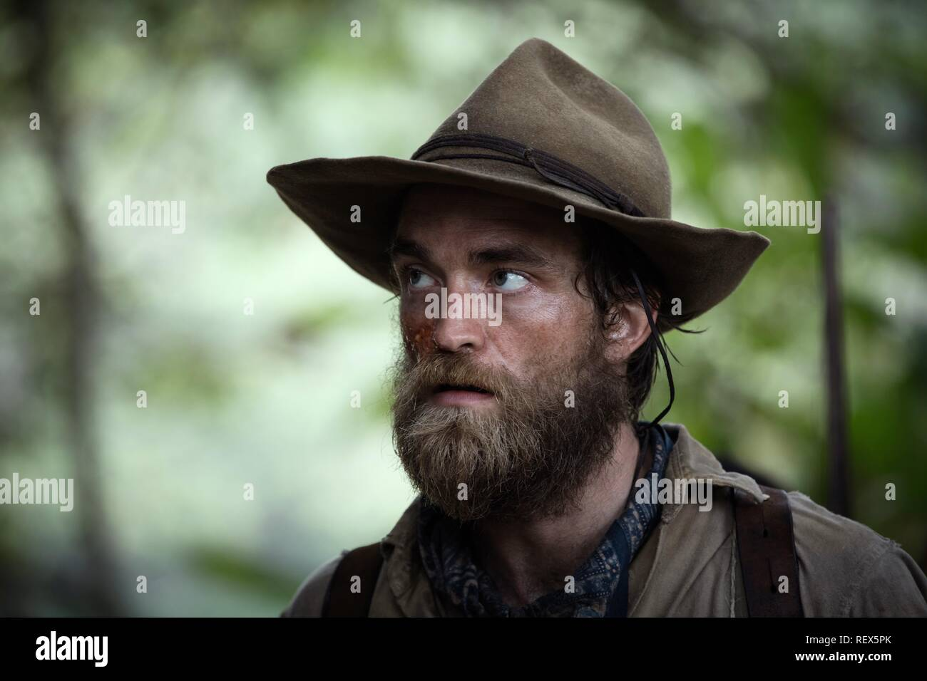 Robert Pattinson Film: The Lost City Of Z (USA 2016)  Character(s): Henry Costin  / Literaturverfilmung (Based On The Book By David Grann) Director: James Gray 15 October 2016  SAS75032 Allstar Picture Library/MADRIVER PICTURES/STUDIOCANAL  **Warning**  This Photograph is for editorial use only and is the copyright of MADRIVER PICTURES/STUDIOCANAL  and/or the Photographer assigned by the Film or Production Company & can only be reproduced by publications in conjunction with the promotion of the above Film. A Mandatory Credit To MADRIVER PICTURES/STUDIOCANAL is required. The Photographer should - Stock Image