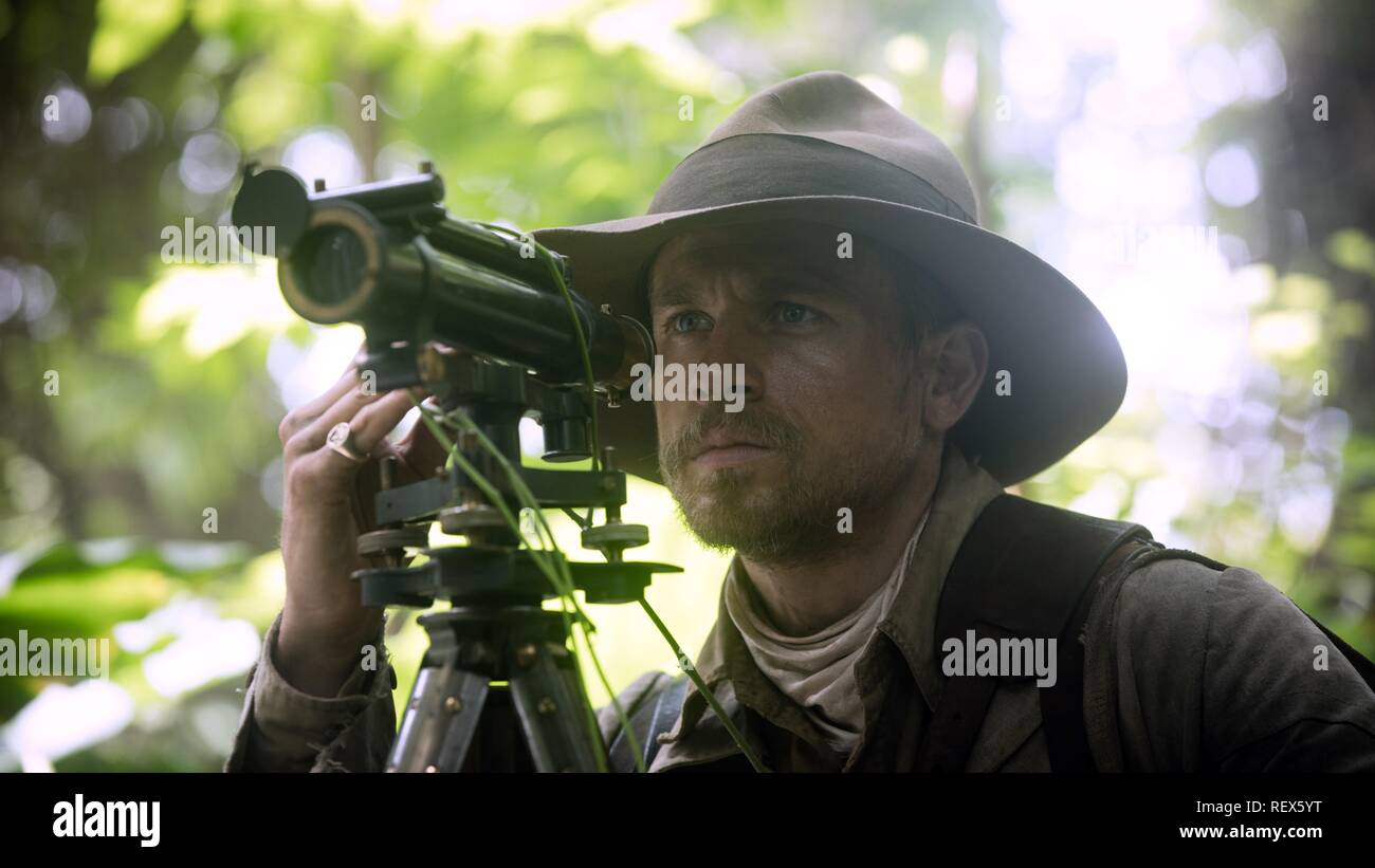 Charlie Hunnam Film: The Lost City Of Z (USA 2016)  Character(s): Col. Percival Fawcett  / Literaturverfilmung (Based On The Book By David Grann) Director: James Gray 15 October 2016  SAS72601 Allstar Picture Library/MADRIVER PICTURES/STUDIOCANAL  **Warning**  This Photograph is for editorial use only and is the copyright of MADRIVER PICTURES/STUDIOCANAL  and/or the Photographer assigned by the Film or Production Company & can only be reproduced by publications in conjunction with the promotion of the above Film. A Mandatory Credit To MADRIVER PICTURES/STUDIOCANAL is required. The Photographer - Stock Image