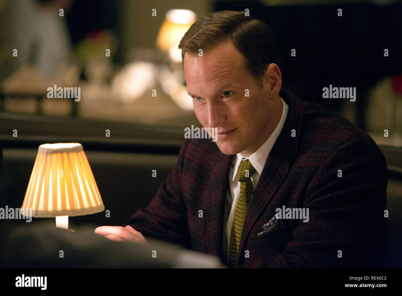 PATRICK WILSON THE FOUNDER (2016) - Stock Image