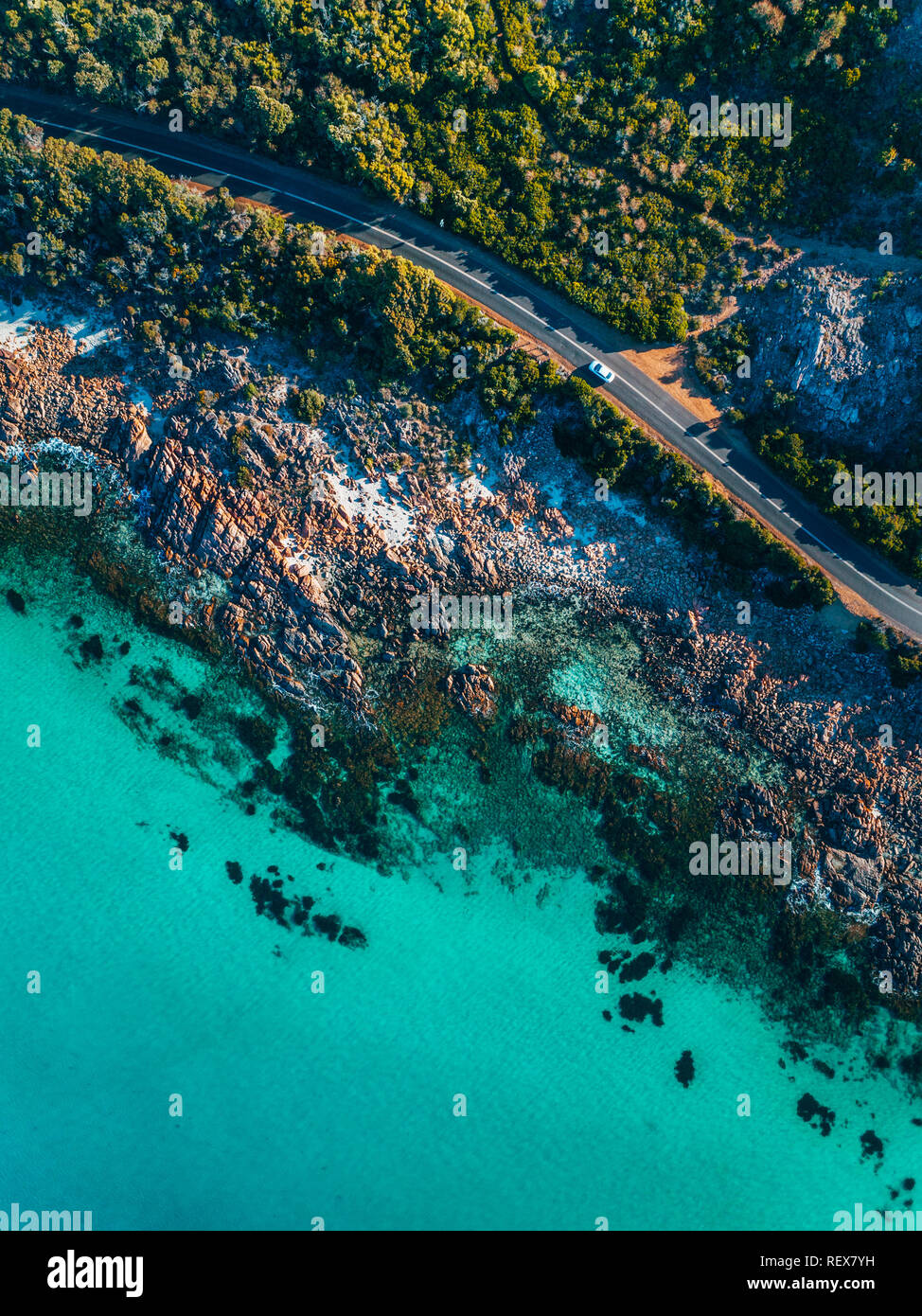 Point Piquet, Western Australia - Stock Image
