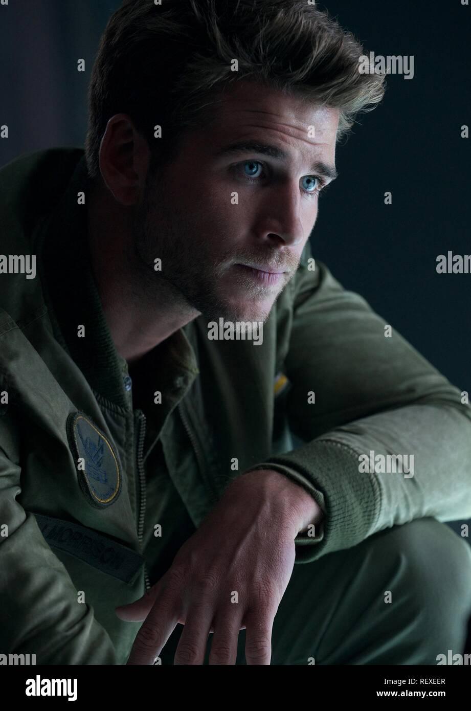 Liam Hemsworth Independence Day Resurgence 2016 Stock Photo Alamy