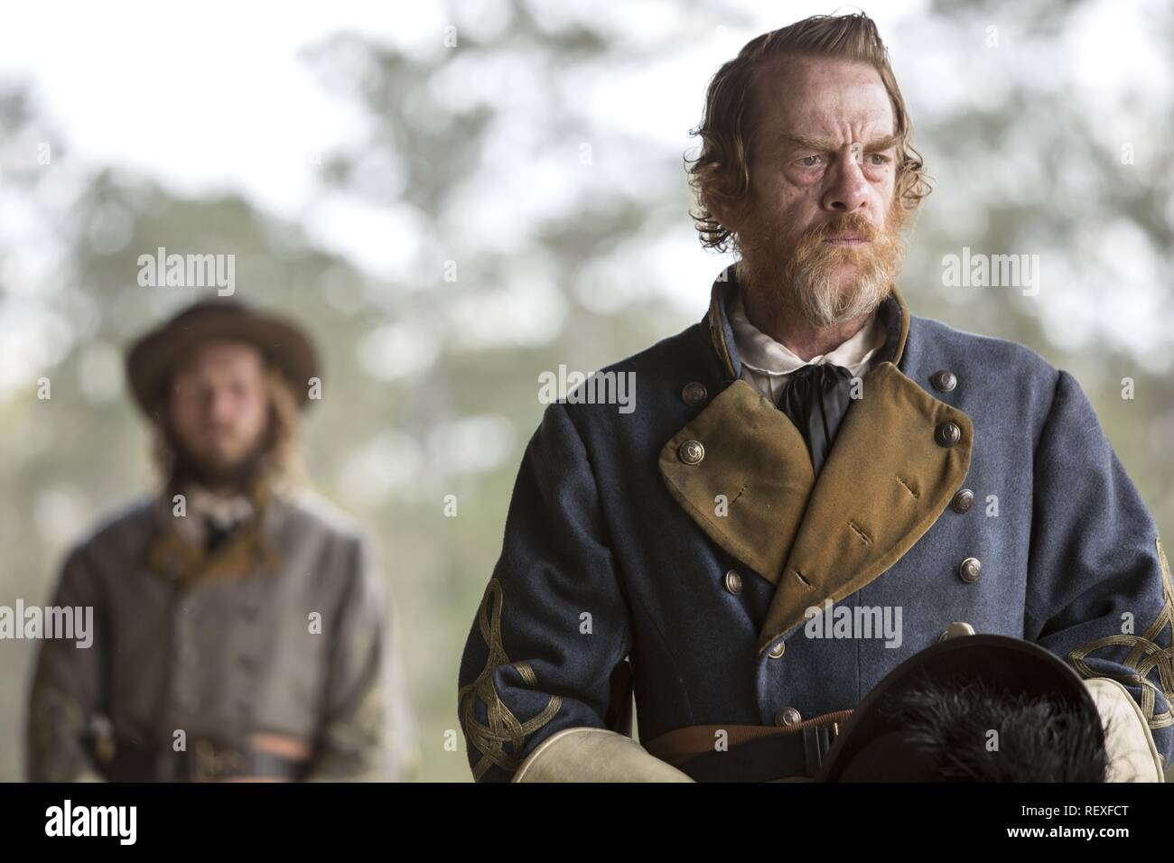 THOMAS FRANCIS MURPHY FREE STATE OF JONES (2016) - Stock Image