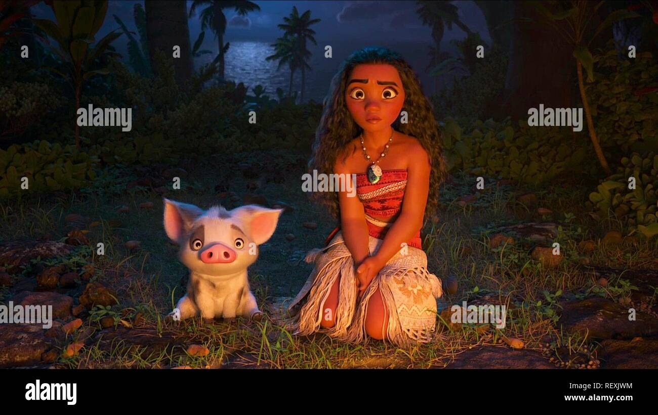 Moana Disney High Resolution Stock Photography And Images Alamy