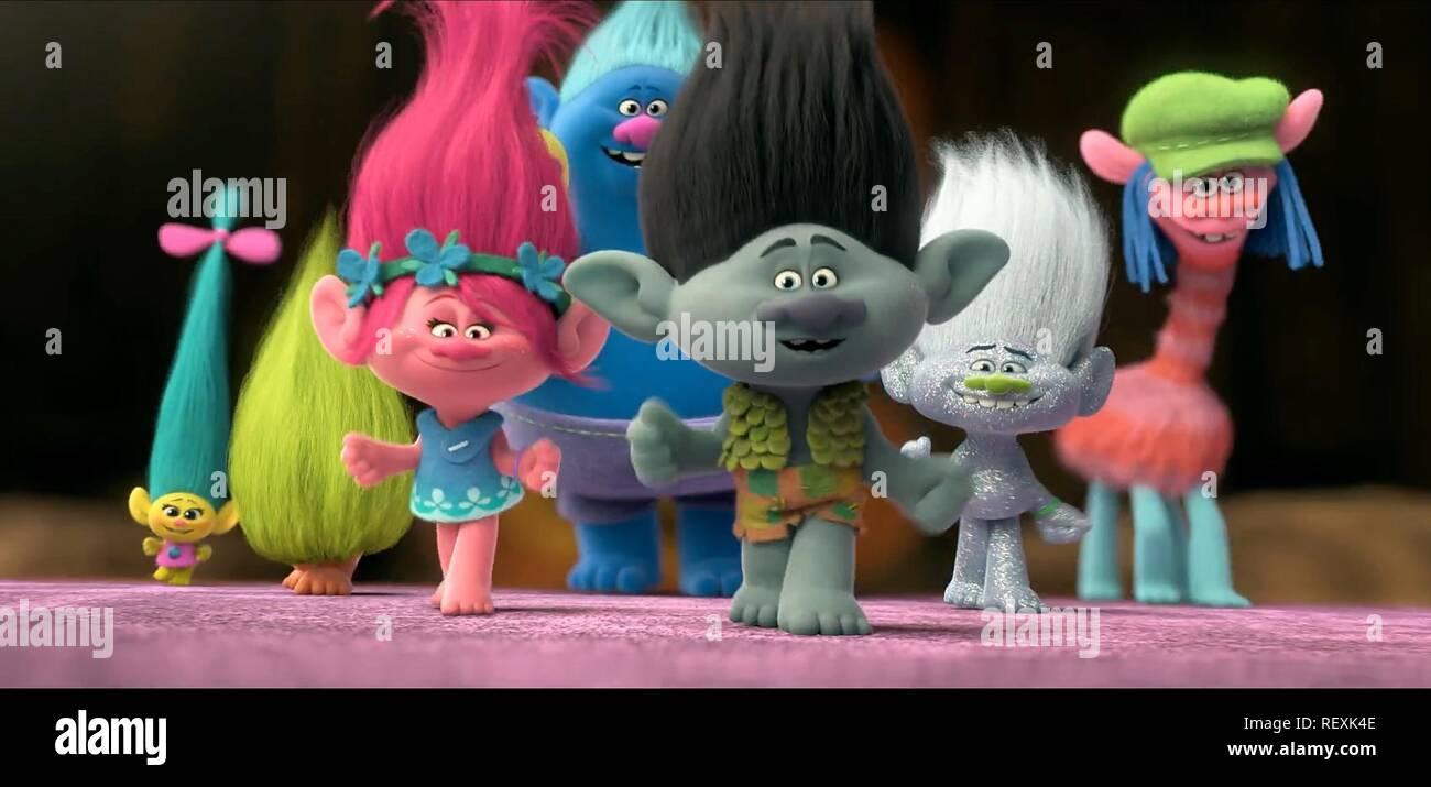 Poppy, Branch & Guy Diamond Film: Trolls (USA 2016) Director