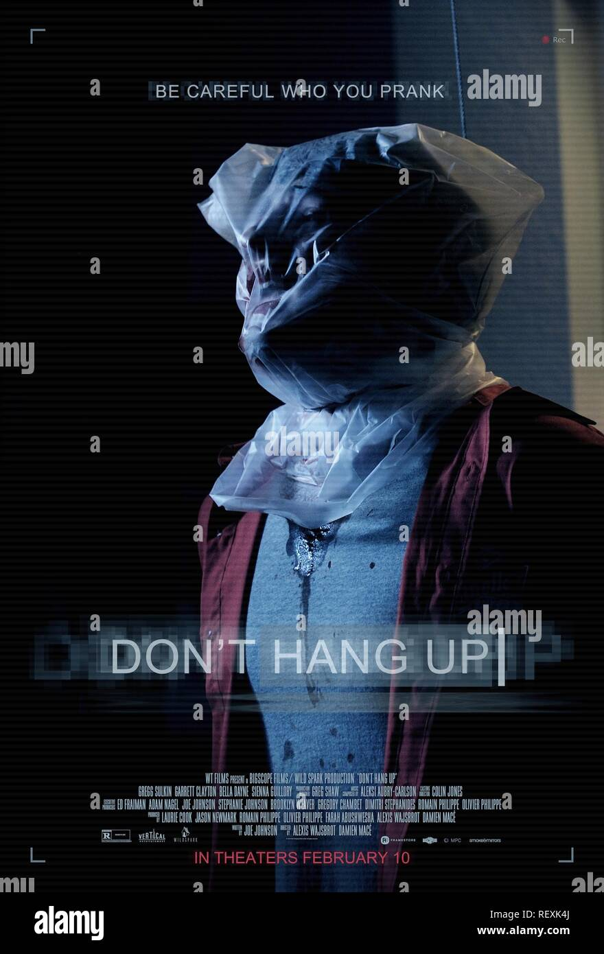 JACK BRETT ANDERSON POSTER  Character(s): Jeff Mosley  Film 'DON'T HANG UP' (2016)  Directed By DAMIEN MACE & ALEXIS WAJSBROT  22 October 2016  SAS73465  Allstar Picture Library/BIGSCOPE FILMS  **WARNING** This Photograph is for editorial use only and is the copyright of BIGSCOPE FILMS  and/or the Photographer assigned by the Film or Production Company & can only be reproduced by publications in conjunction with the promotion of the above Film. A Mandatory Credit To BIGSCOPE FILMS is required. The Photographer should also be credited when known. No commercial use can be granted without written Stock Photo