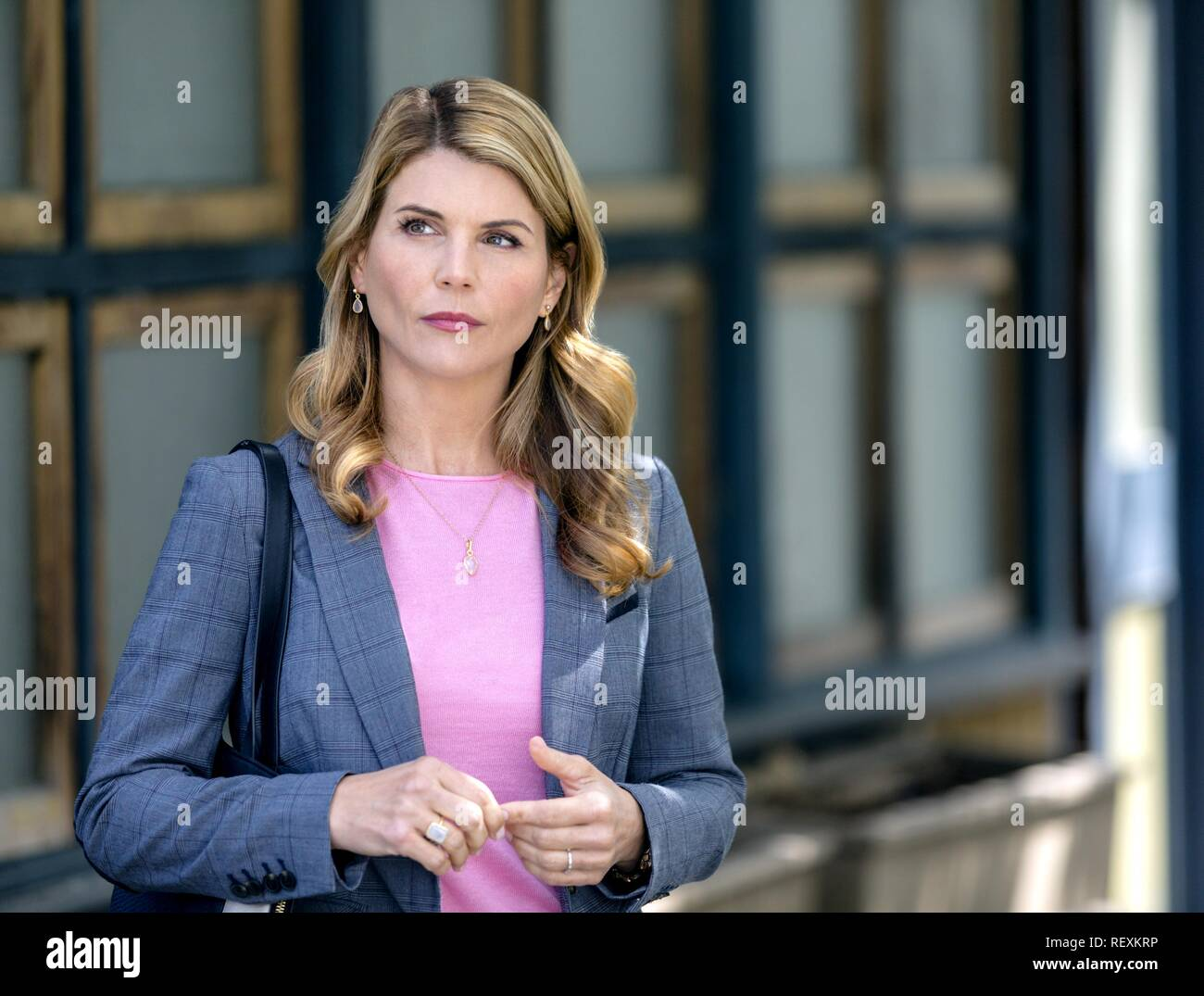 Garage Sale Mystery The Beach lori loughlin where stock photos & lori loughlin where stock