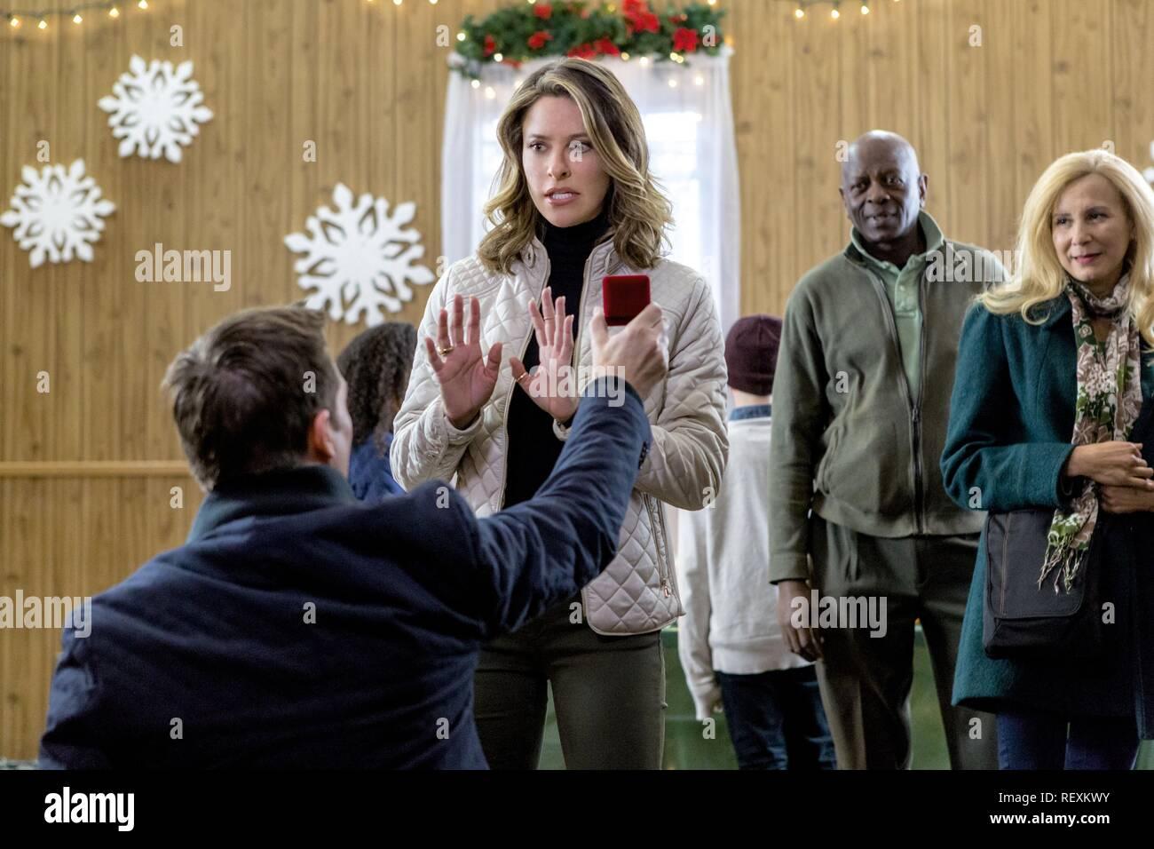 Christmas Cookies Hallmark.Jim Thorburn Jill Wagner Character S Gavin Hannah