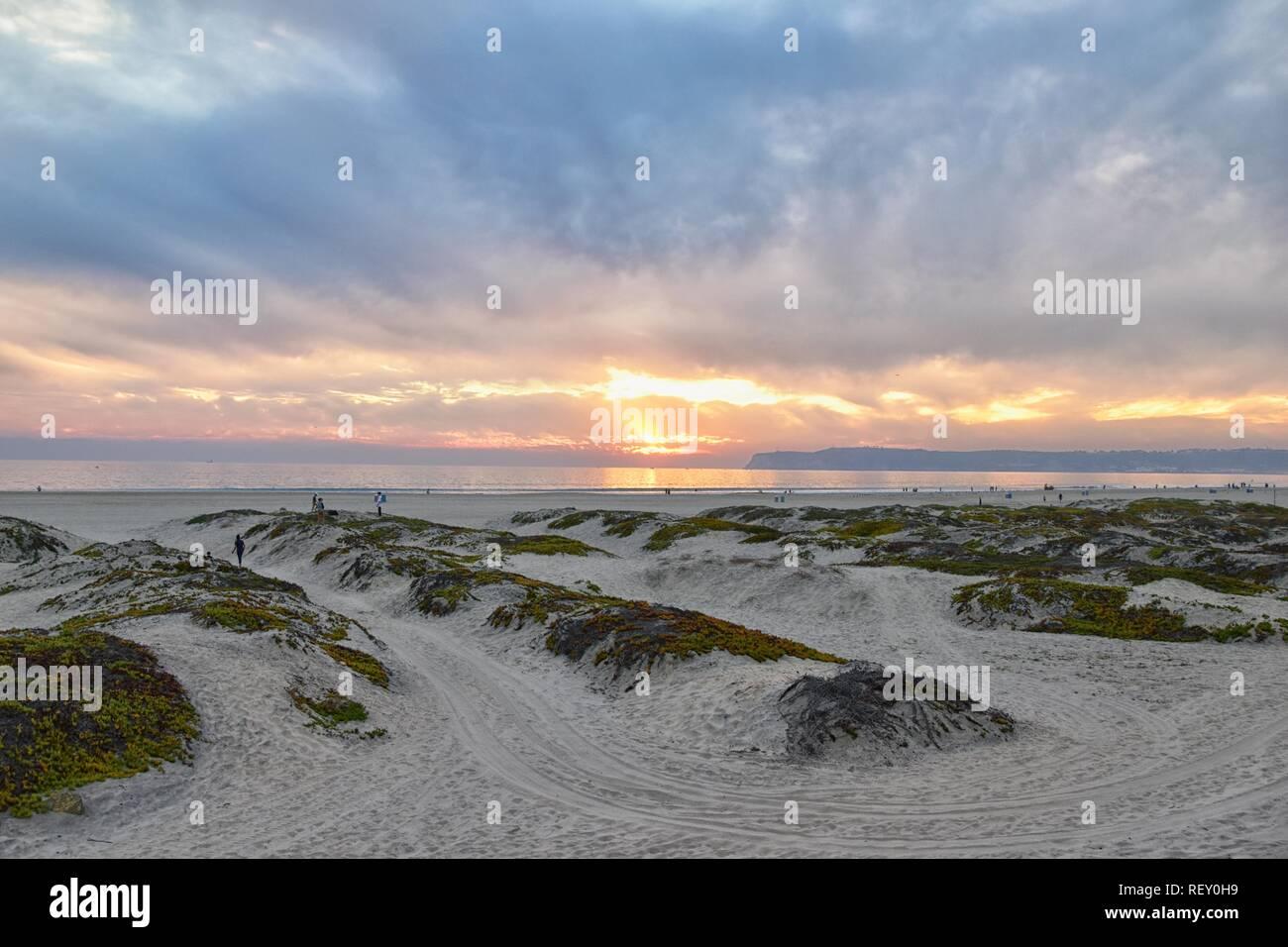 ca028d5553 Coronado Island Sunrise Stock Photos   Coronado Island Sunrise Stock ...