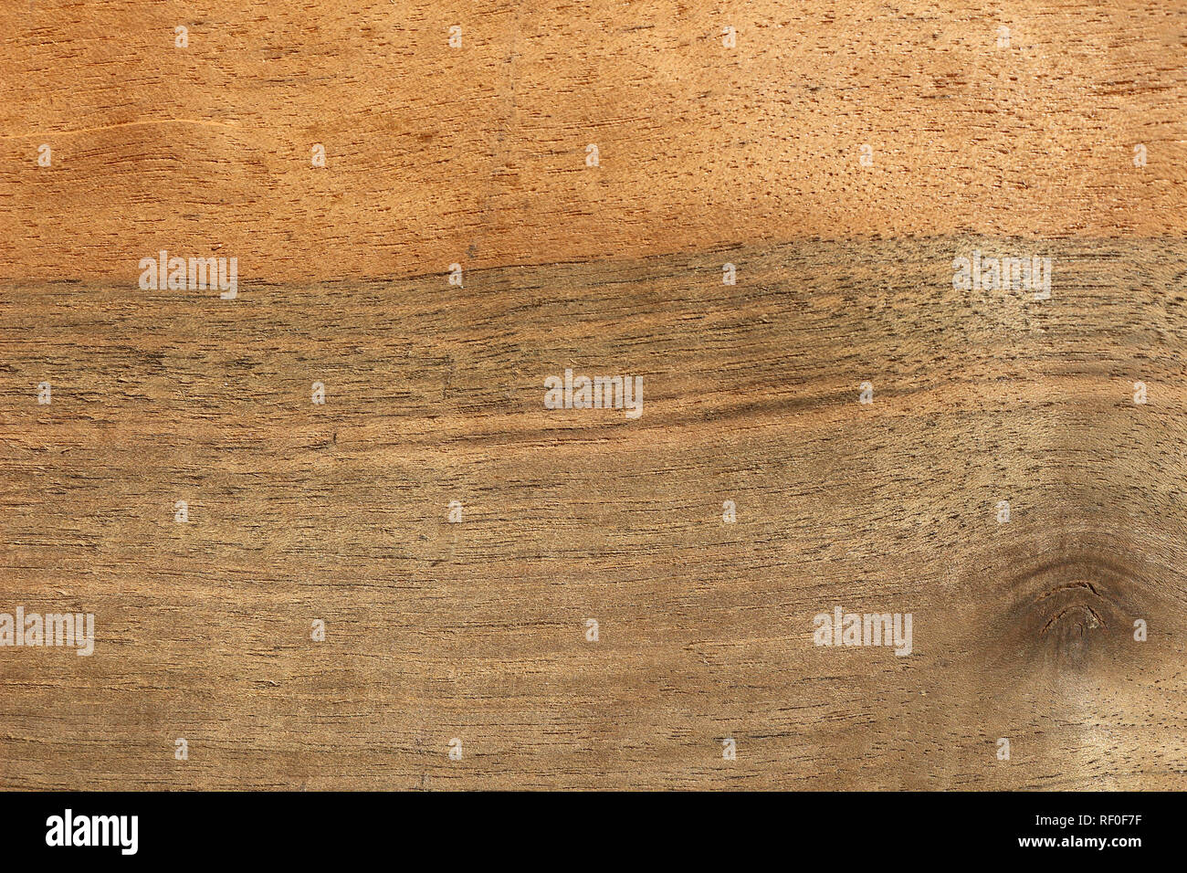 Two Tone Wooden Background Texture - Stock Image