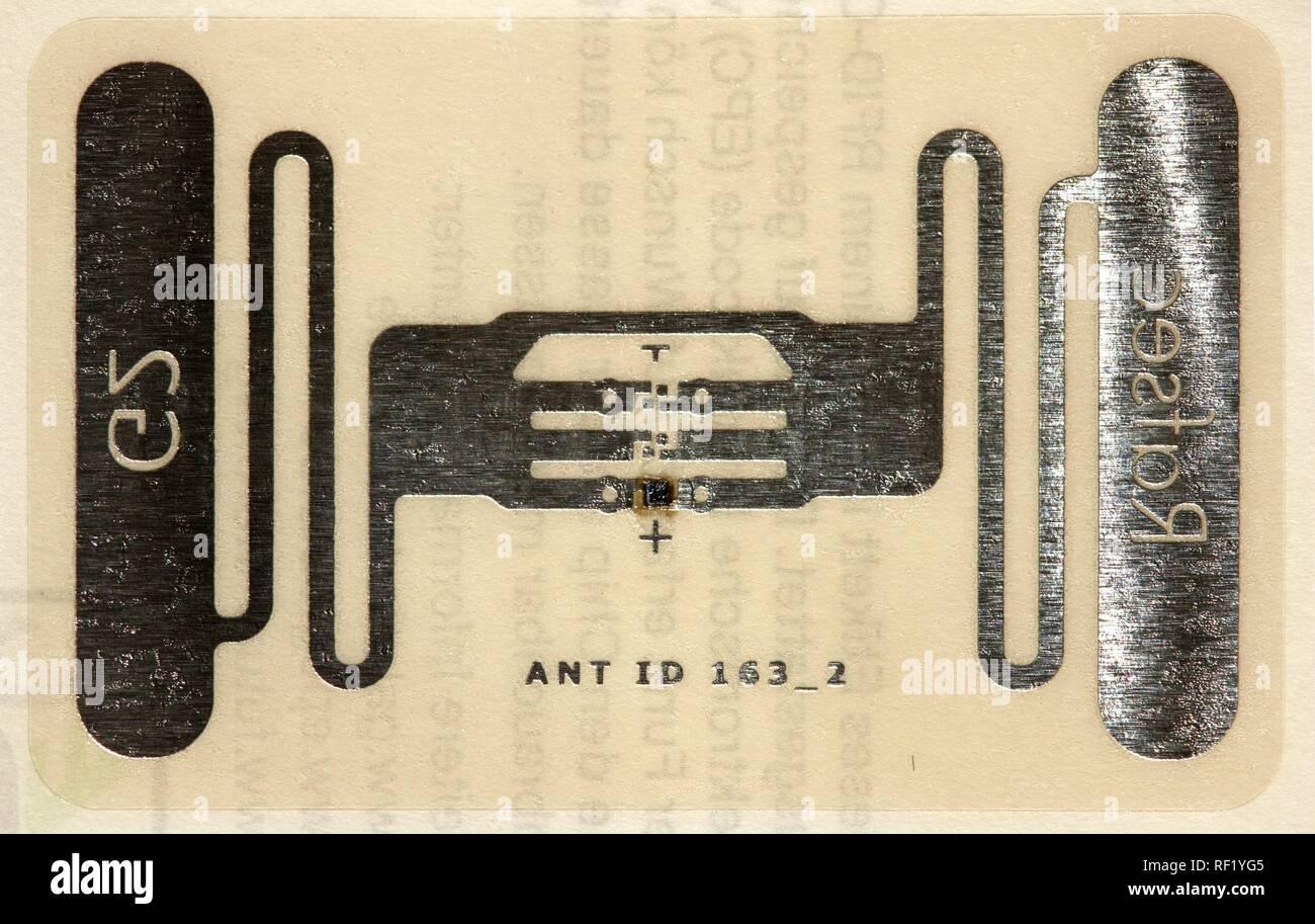 Radio Frequency Identification Stock Photos & Radio