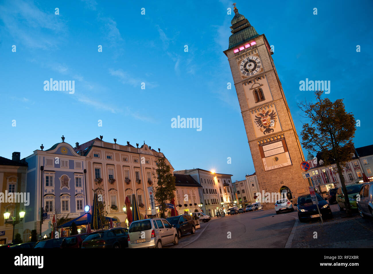 Stadtturm In Enns High Resolution Stock Photography and Images   Alamy