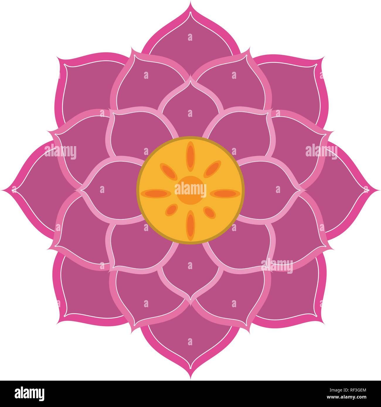 Lotus Flower Design Stock Photos Lotus Flower Design Stock Images