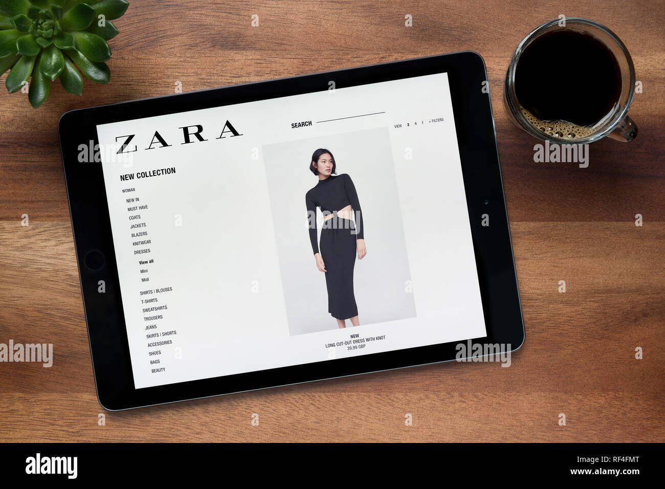 Zara Home Stock Photos & Zara Home Stock Images - Alamy