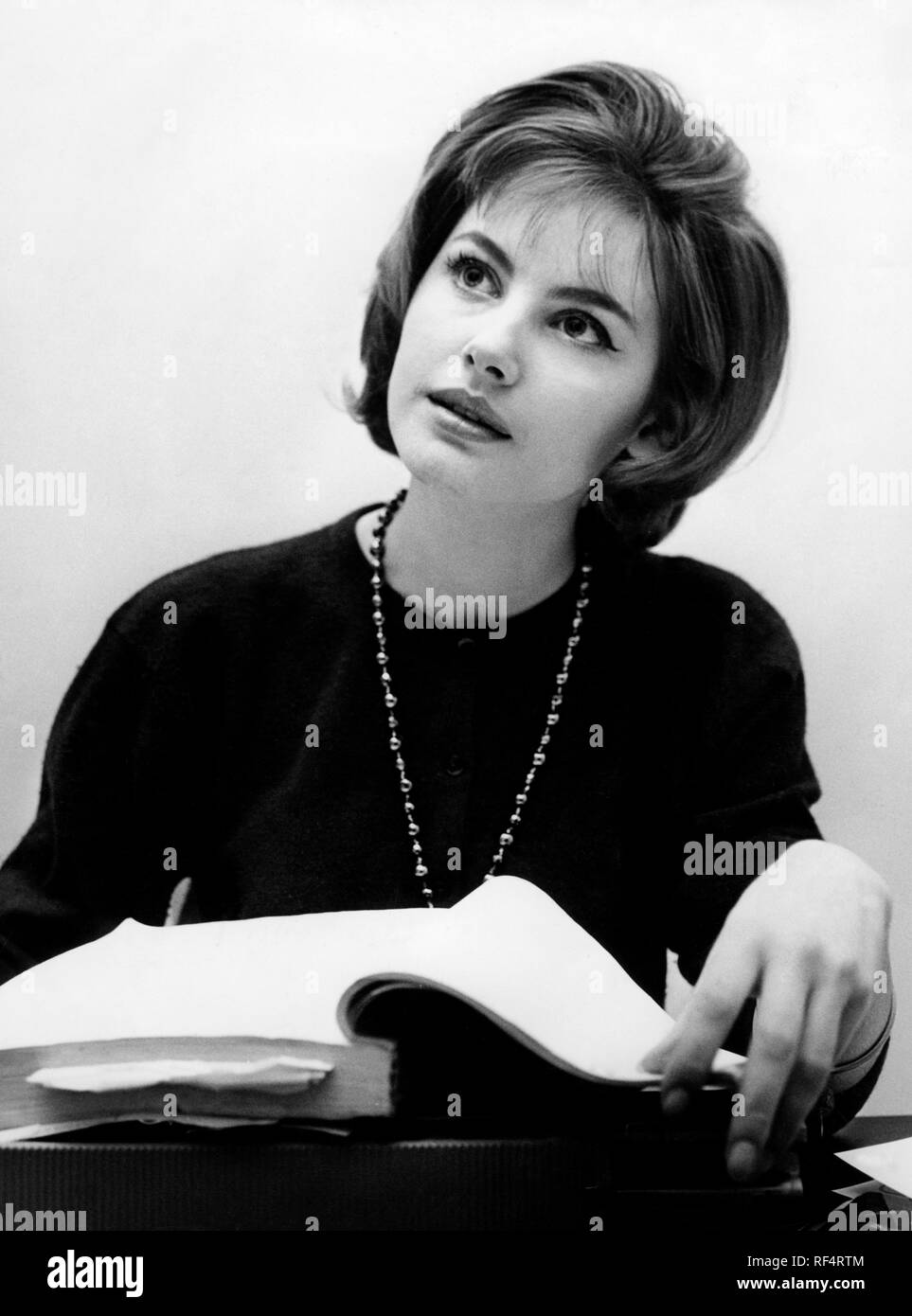gabriella farinon, 1961 Stock Photo