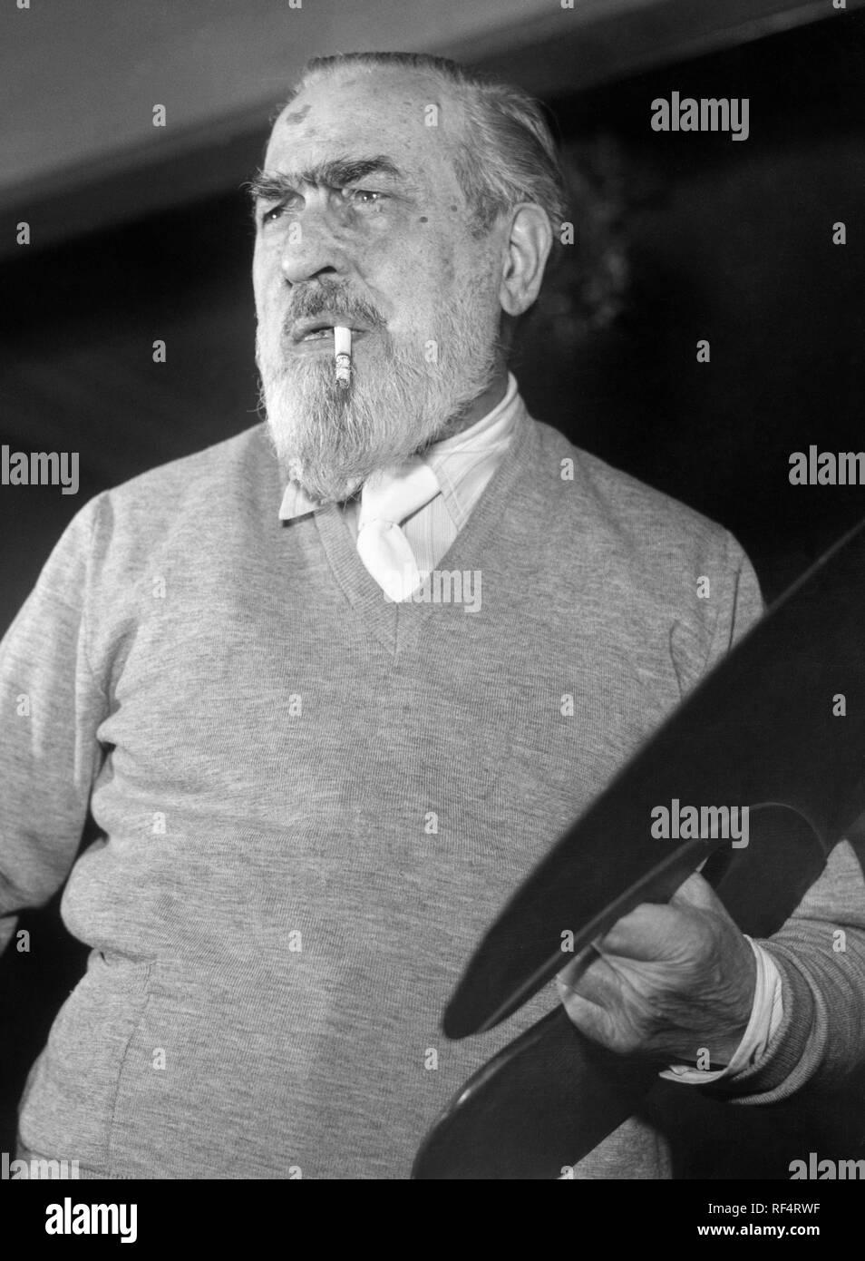 ettore cosomati, 1960 Stock Photo