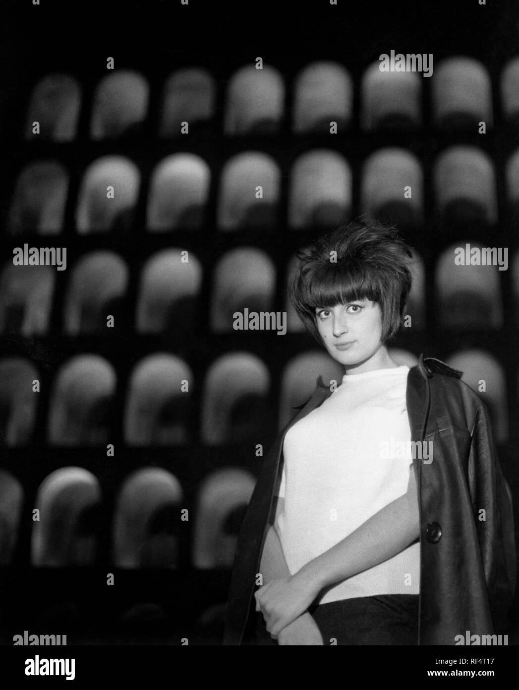 mina, 1962 Stock Photo