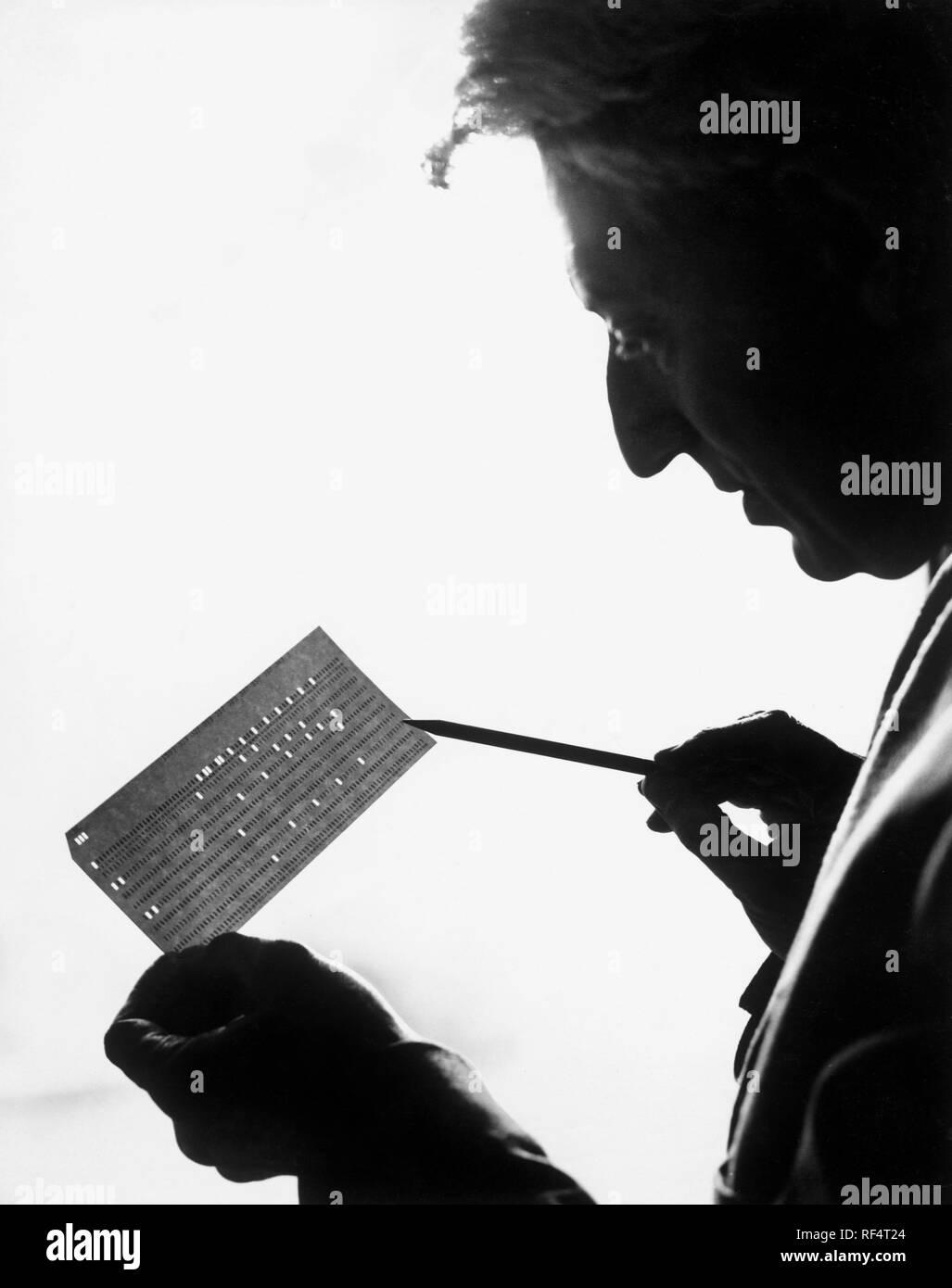 silvio ceccato, 1963 Stock Photo