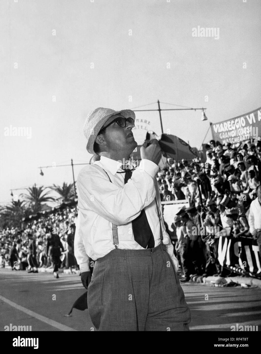 vincenzo torriani, 1961 Stock Photo