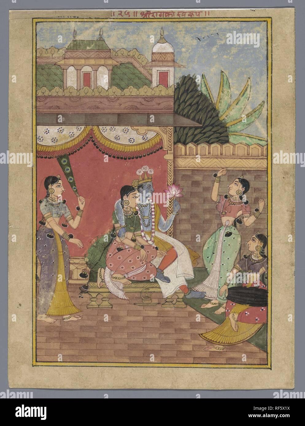 Krishna dating