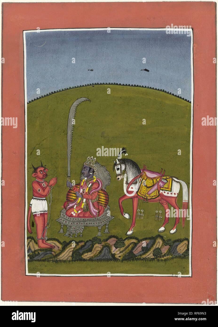 Vishnu Avatars High Resolution Stock Photography and Images   Alamy