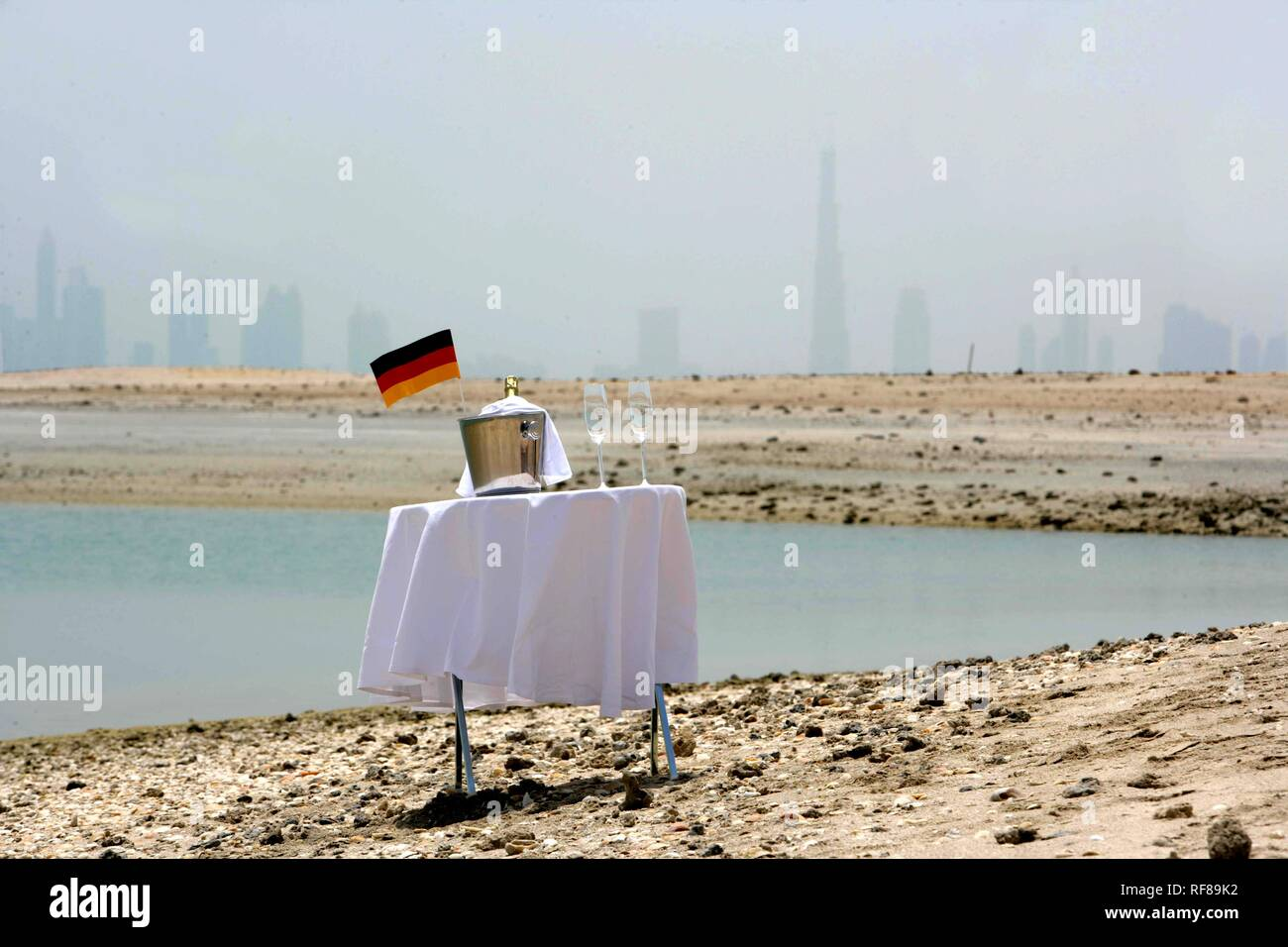Map Of Germany For Sale.Germany Island One Of The Artificial Islands On A Man Made World