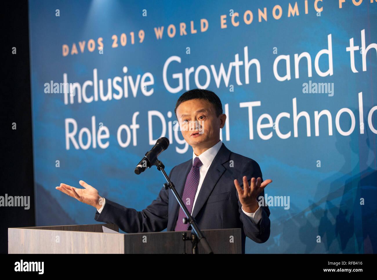 Davos World Economic Forum Group Stock Photos Davos World Economic
