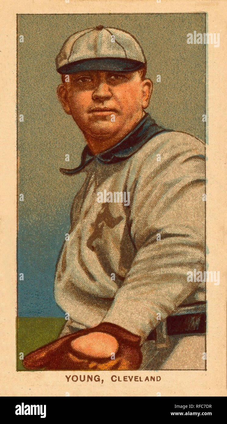 Cy Young, Cleveland Naps ( Cleveland Indians ), American