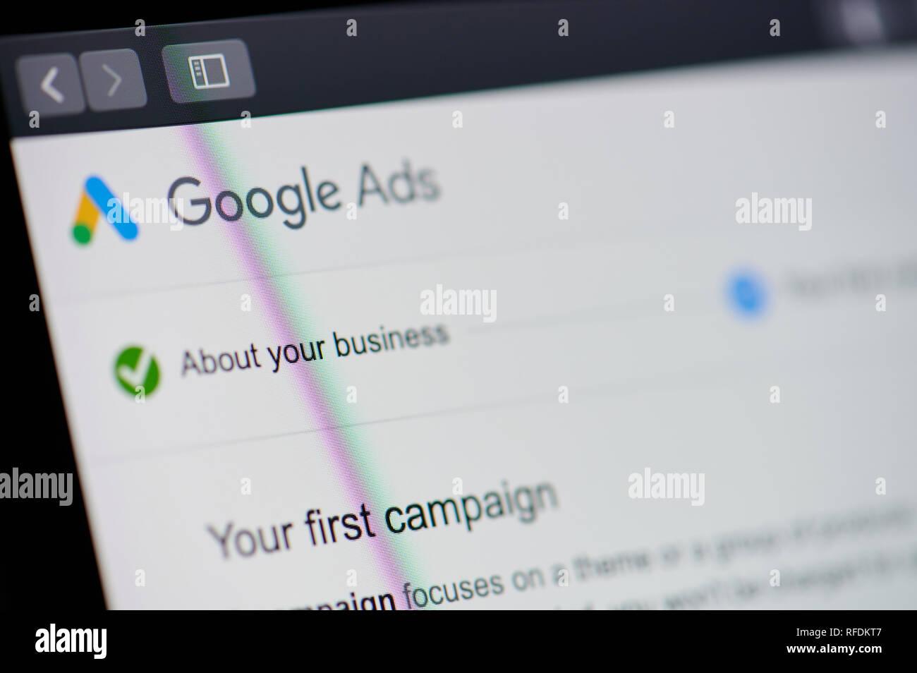 Google Analytics Web Stock Photos & Google Analytics Web