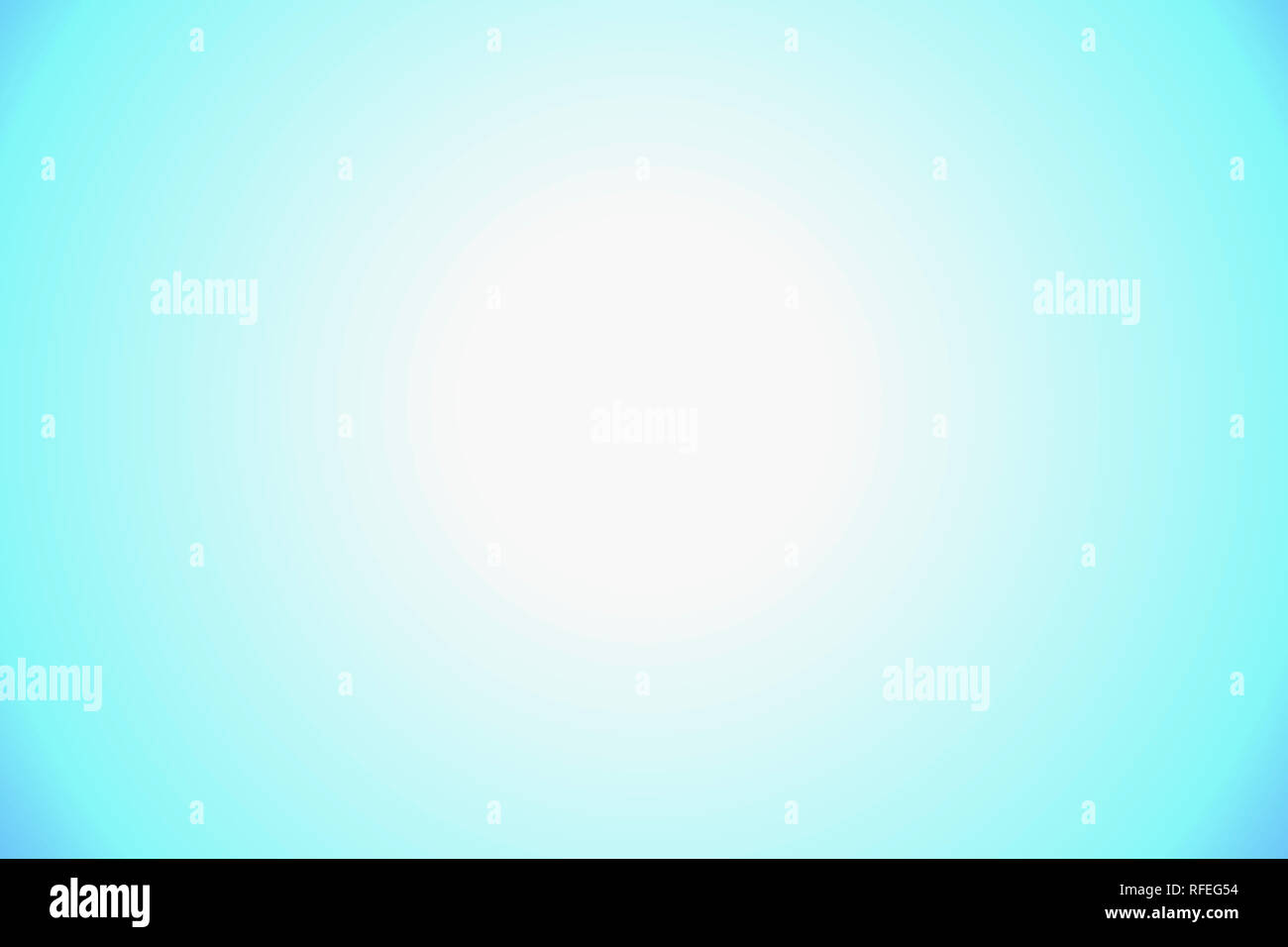 Blue And White Gradient Abstract Colorful Background