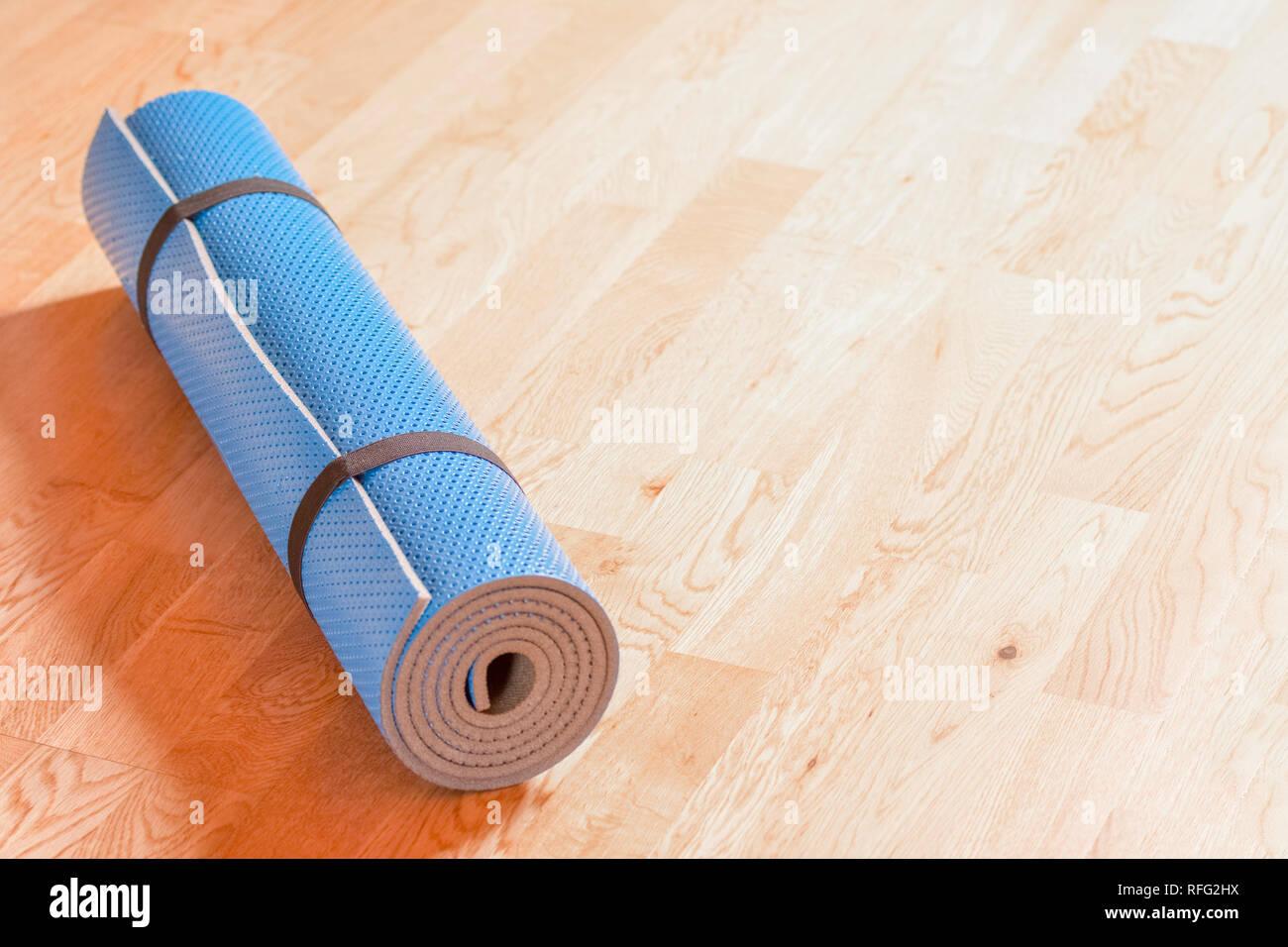 Empty Yoga Studio Interior Design High Resolution Stock Photography And Images Alamy