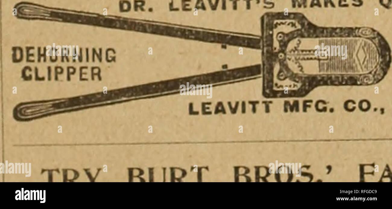 Agriculture & Forestry Leavitt Mfg Co