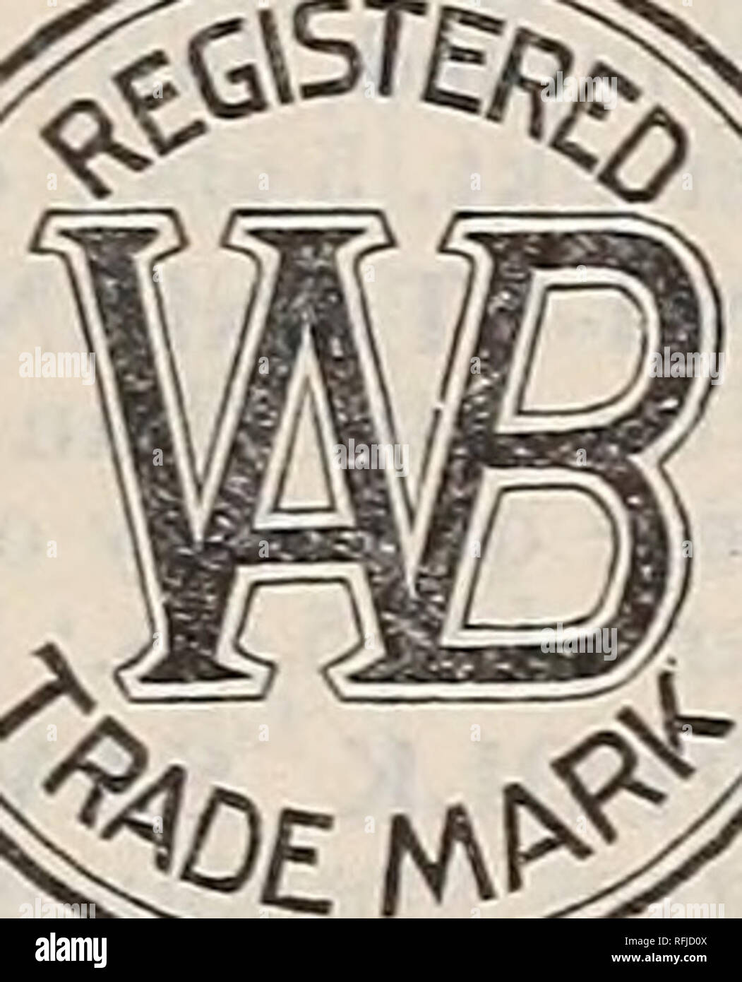 """. Burpee's farm annual for 1900. Nursery stock Pennsylvania Philadelphia Catalogs; Vegetables Seeds Catalogs; Flowers Seeds Catalogs; Bulbs (Plants) Catalogs. Each of the above, except Osaka, 5 cents per packet. BURPEE'S SEEDS are sold in any quantity, but only under seal. They are always Genuine as dated,—if seal is unbroken.. """" 2^. Please note that these images are extracted from scanned page images that may have been digitally enhanced for readability - coloration and appearance of these illustrations may not perfectly resemble the original work.. W. Atlee Burpee Company; Burpee, W. At - Stock Image"""