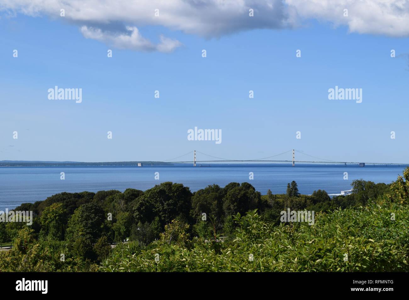 Mackinac Island September 2016 - Stock Image