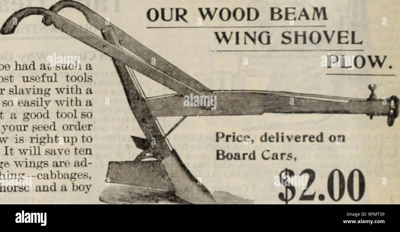 Leonard's catalogue of seeds & tools : 1899  Nursery stock Illinois