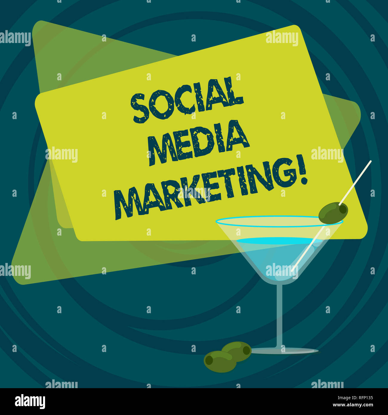 Text sign showing Social Media Marketing  Conceptual photo