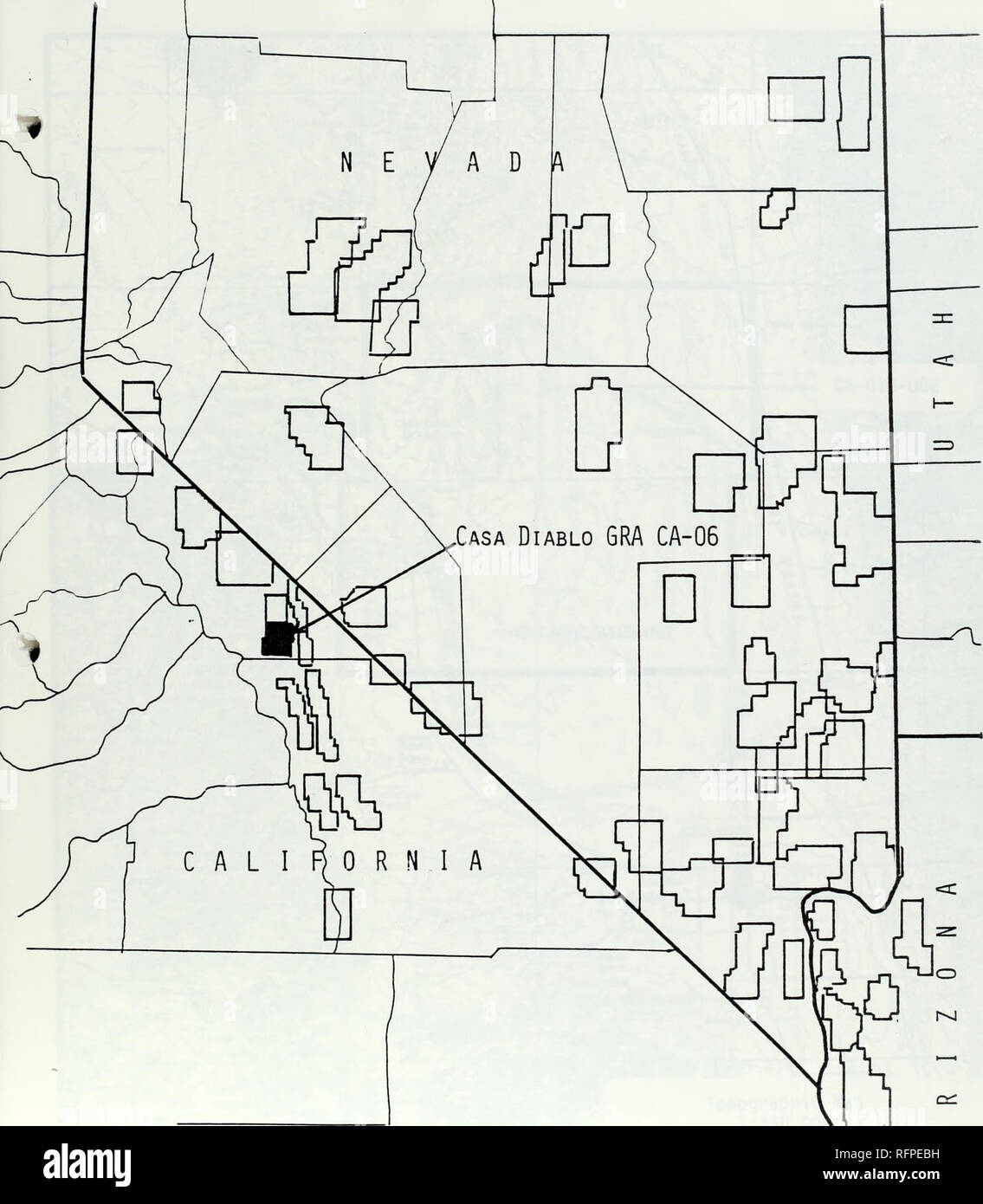 Casa Diablo G E M Resources Area Gra No Ca 06 Technical Report
