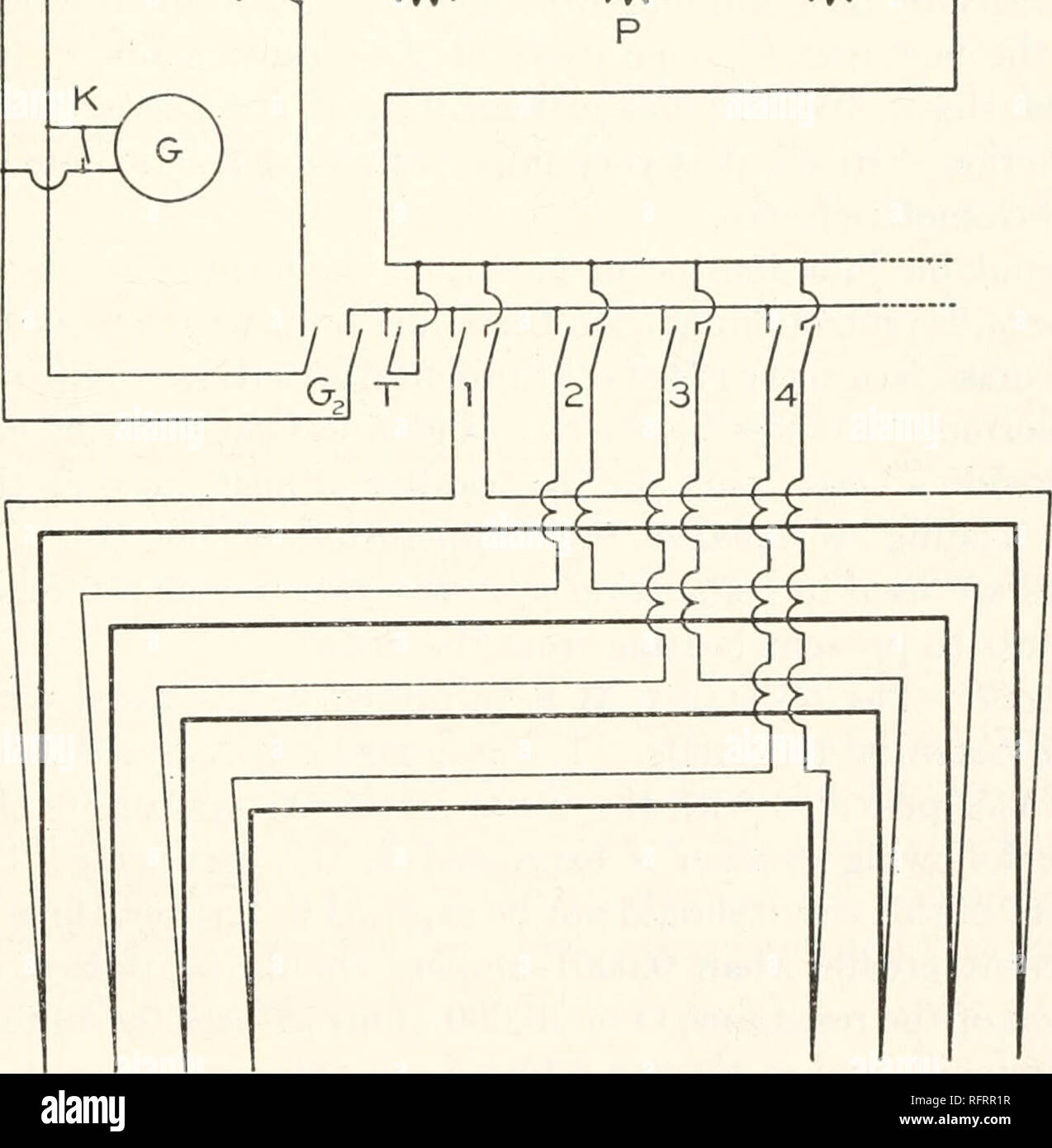 carnegie institution of washington publication  vwwwvwwv r  /vwwwvw aaa  ks ^7% -^h ^s^ f¥s ri^^ ~k£f k^  body oven fig  2  complete wiring diagram  of