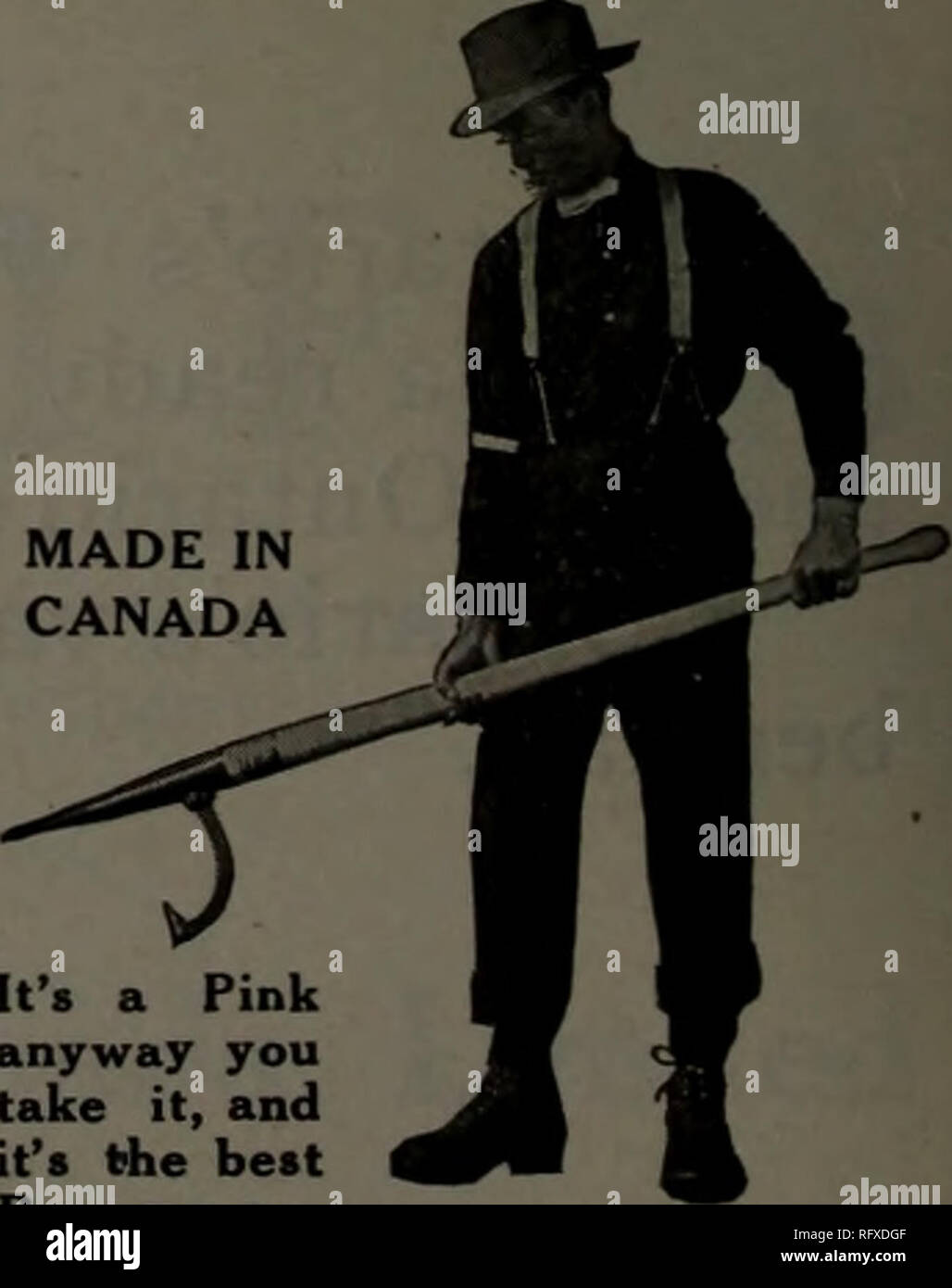 Canadian Forest Industries July December 1915 Lumbering