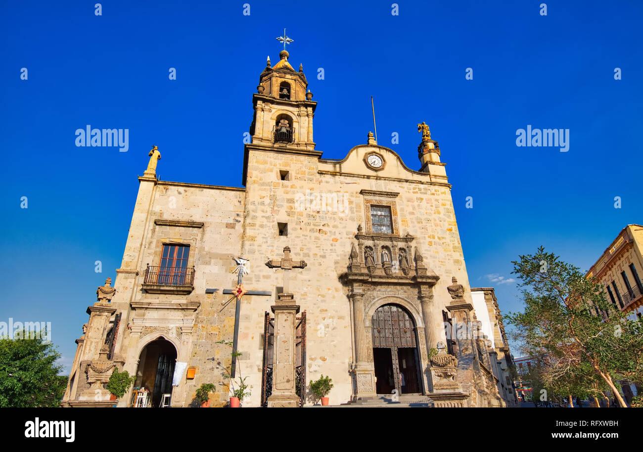 Churches Guadalajara Stock Photos & Churches Guadalajara