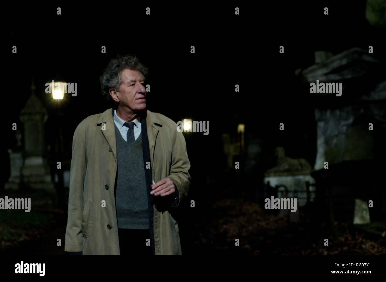 Original film title: FINAL PORTRAIT. English title: FINAL PORTRAIT. Year: 2017. Director: STANLEY TUCCI. Stars: GEOFFREY RUSH. Credit: OLIVE PRODUCTIONS/POTBOILER PRODUCTIONS/RIVERSTONE PICTURES / Album - Stock Image