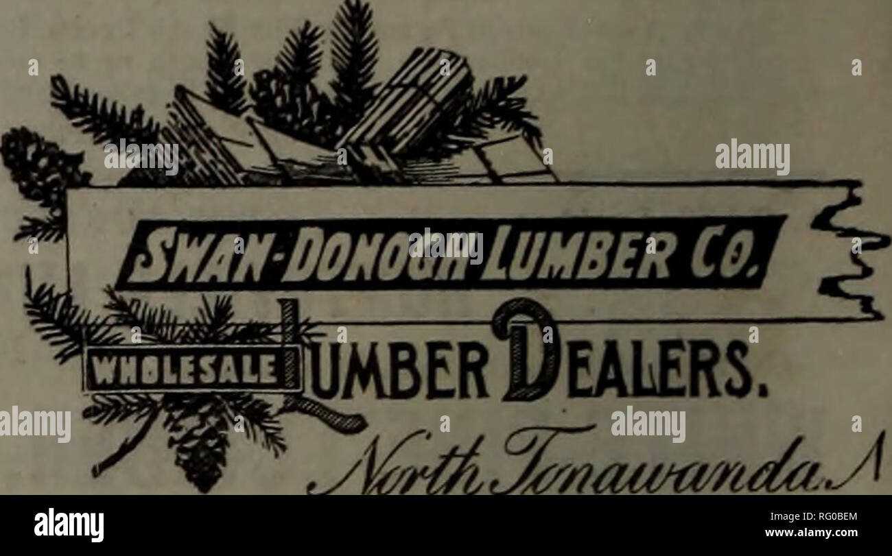 . Canadian forest industries 1899-1901. Lumbering; Forests and forestry; Forest products; Wood-pulp industry; Wood-using industries. IV. Canada Lumberman Weekly Edition March 27, 1901 Flooring, 12, 14 and 16 feet—No. 2 edge grain, 4 in. $37 ; 6 in. $36 ; No. 2 flai grain, 4 and 8 in. $33; No. 3 edge and flat grain, mixed, 4 and 6 in. $30 ; for  %, y2 and 2 in. add $1.50. Ceiling—No. 2, 1x4 and 6 in. $33 ; No. 3, 1x4 in. $30 ; No. 3 1x6 in. $30 ; No. 2, ^X4 and 6 in. $28 ; No. 3, $23.50 ; worked two sides add $2. Common boards—^x8, 10 and 12 ft. S. I. S. $20 ; 1x8, 10 and 12 ft. $24.50. briti - Stock Image