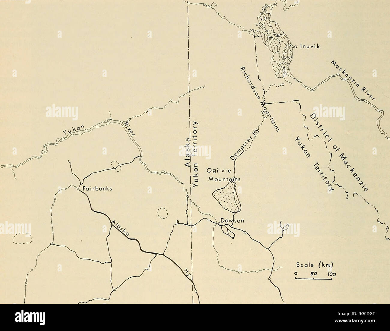 Fort Yukon Alaska Map.Ft Yukon Stock Photos Ft Yukon Stock Images Alamy