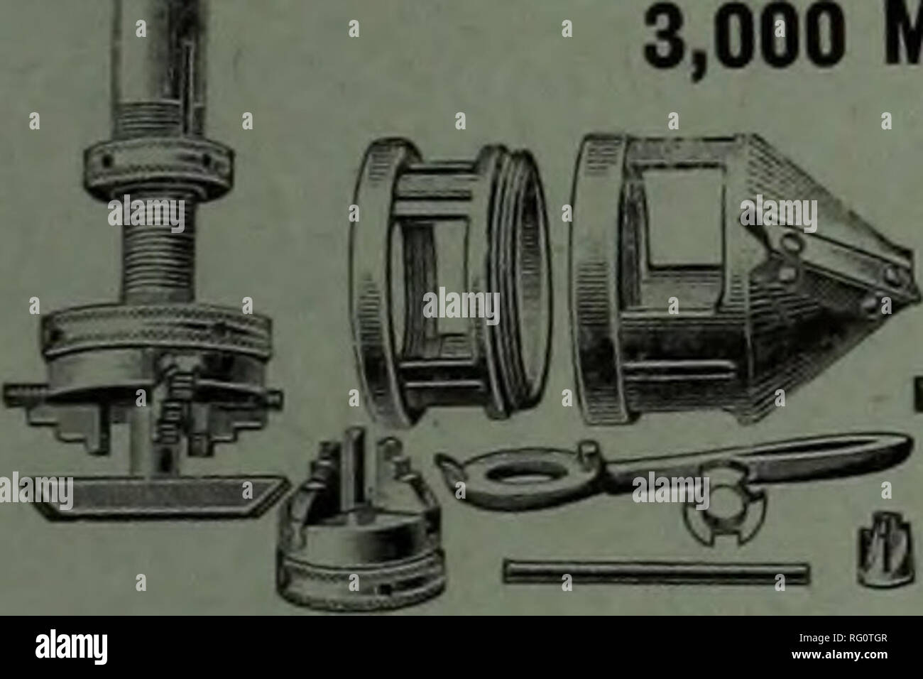 """. Canadian forest industries 1894-1896. Lumbering; Forests and forestry; Forest products; Wood-pulp industry; Wood-using industries. -IN USE BY Kigirt Leading G-overnments BES5 ANSI-FRICBION /UETAL FOR High-speed Engine, Dynamo, Rolling-mill, Steamship, Railroad, Saw-mill, Cotton-mill, Paper-mill, Woollen-mill, Silk-mill, Jute-mill, Rubber-mill, Sugar-mill, Flour-mill AHD J^Zvls MACHIHERY BEARIHGS MAGHOLIA MKTJLXv CO. £££T 74 Coi-Wandt St., NSW YORK LONDON OFFICE : 75 QUEEN VICTORIA STREET CHICAGO OFFICE : TRADERS' BUILDING MONTREAL OFFICE: H. McLAREN & CO., AGENTS THE """"MORSE"""" VA - Stock Image"""