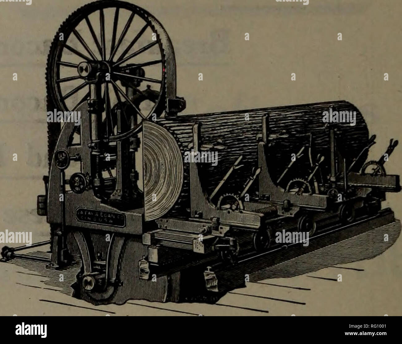 Canadian Forest Industries 1903 Lumbering Forests And