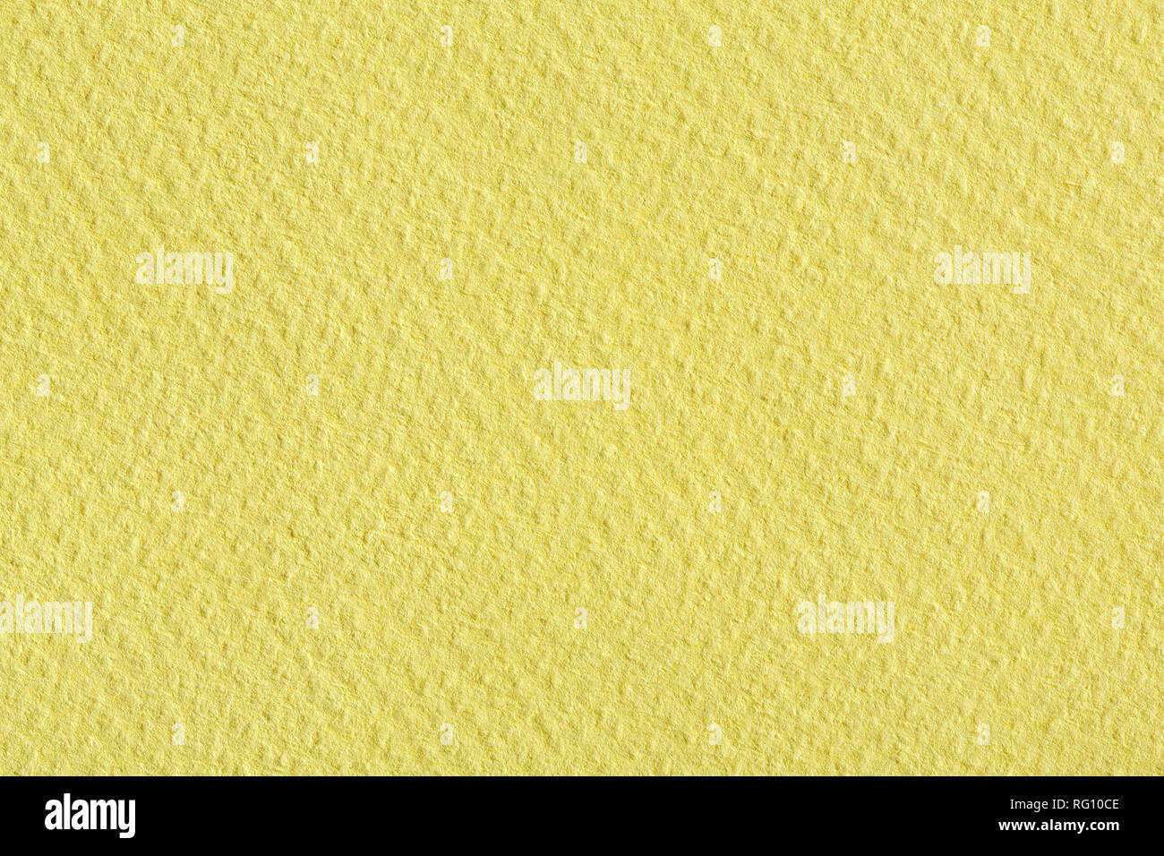 Texture of yellow paper for your unique project.. - Stock Image