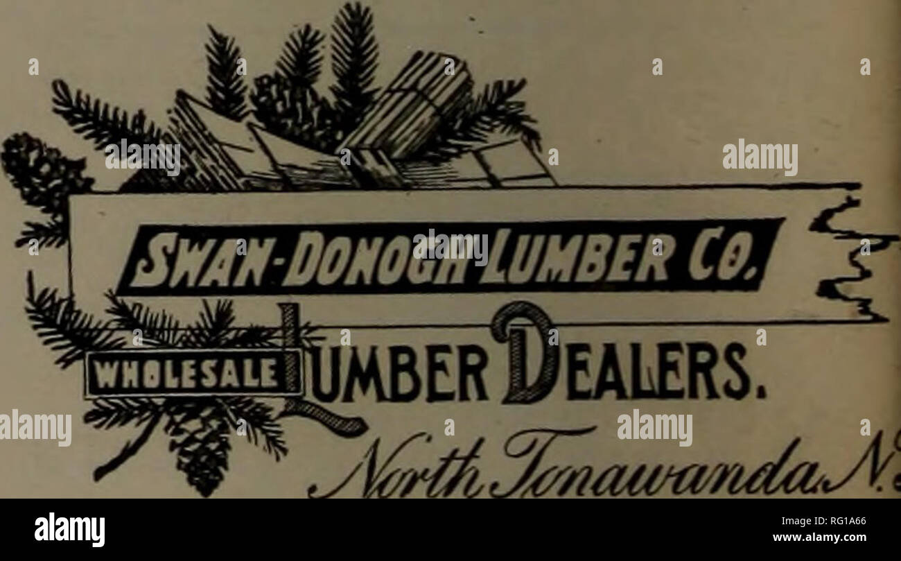 Canadian forest industries 1899-1901  Lumbering