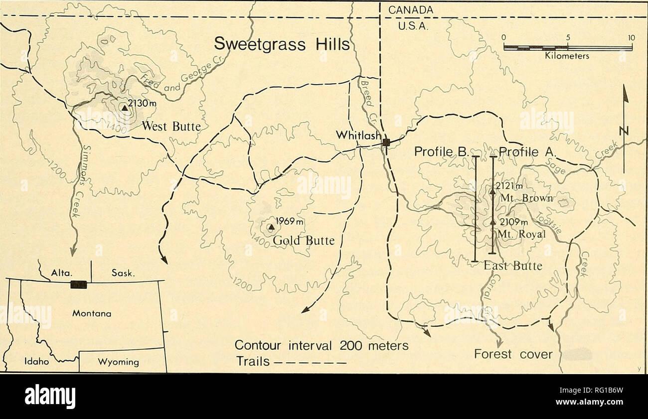 sweetgrass hills montana map Sweetgrass Hills Montana High Resolution Stock Photography And
