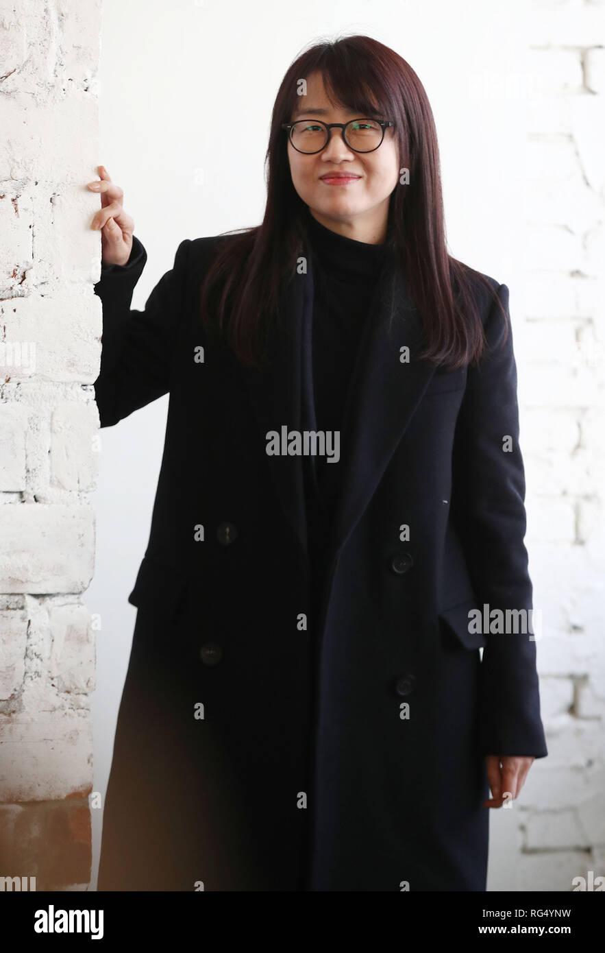 28th Jan, 2019  S  Korean writer Kim Eun-hee South Korean